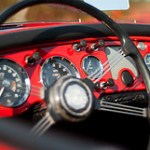 life in the fast lane - image of dashboard of a MG Cabriolet - by JalilArfaoui