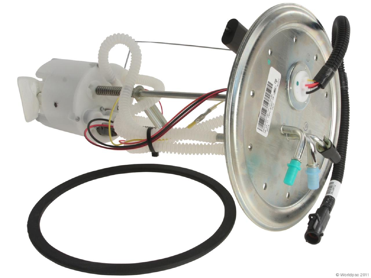 hight resolution of the new motorcraft pump