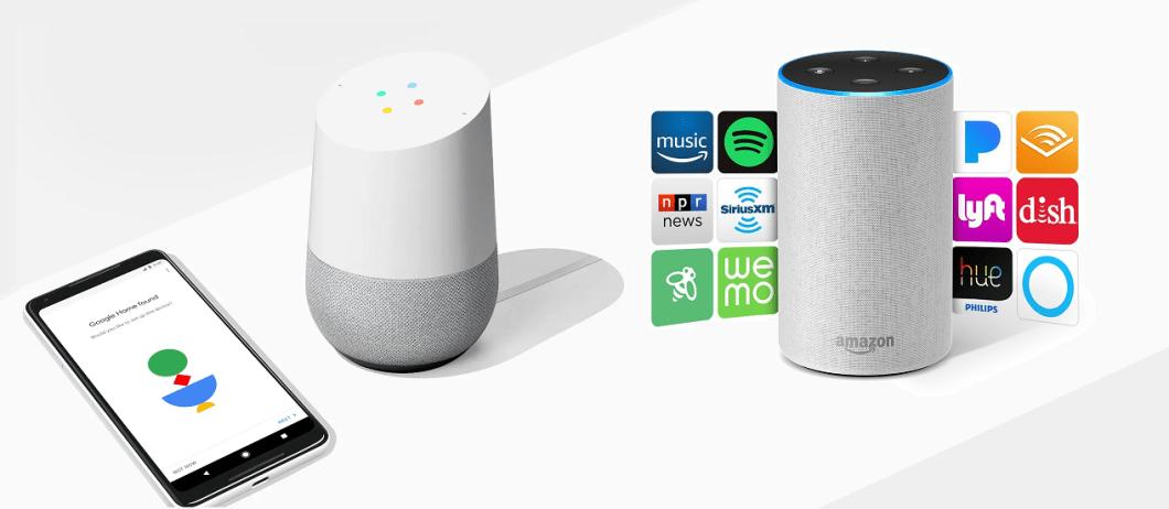 Google-Home-vs-Amazon-Alexa-GeekySplash
