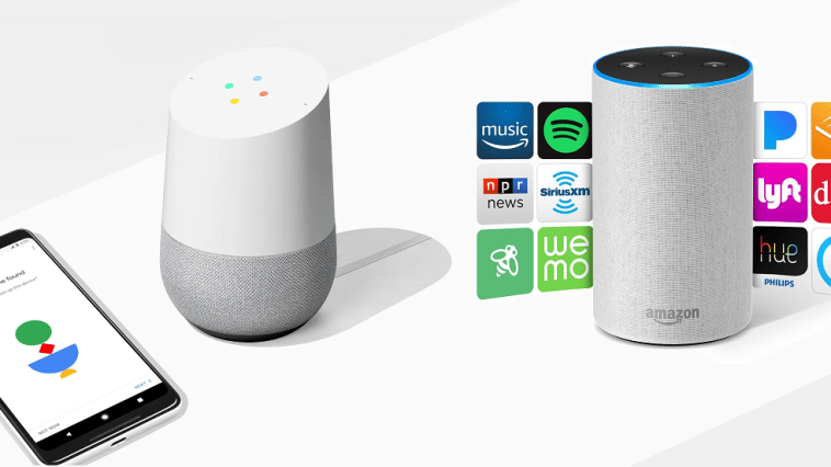 Google-Home-vs-Amazon-Alexa-GeekySplash