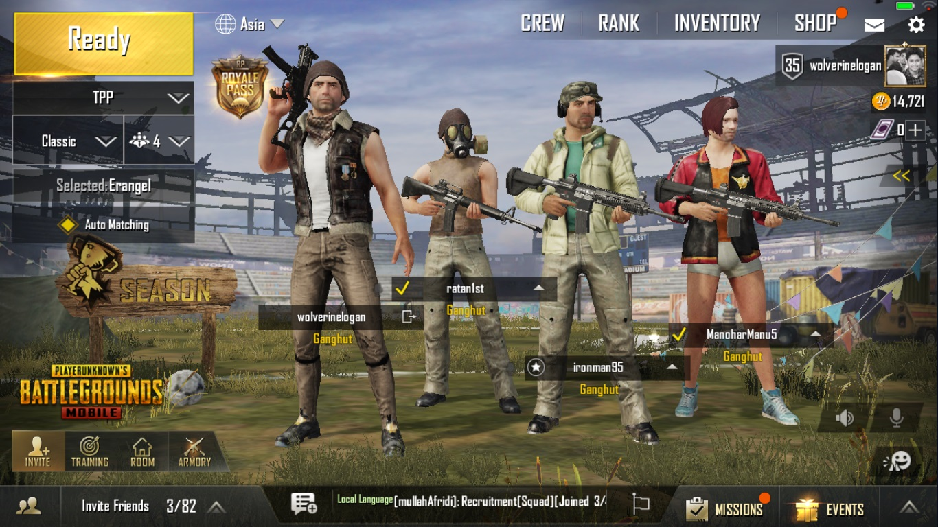 Play With Your Friends And Choose Carefully