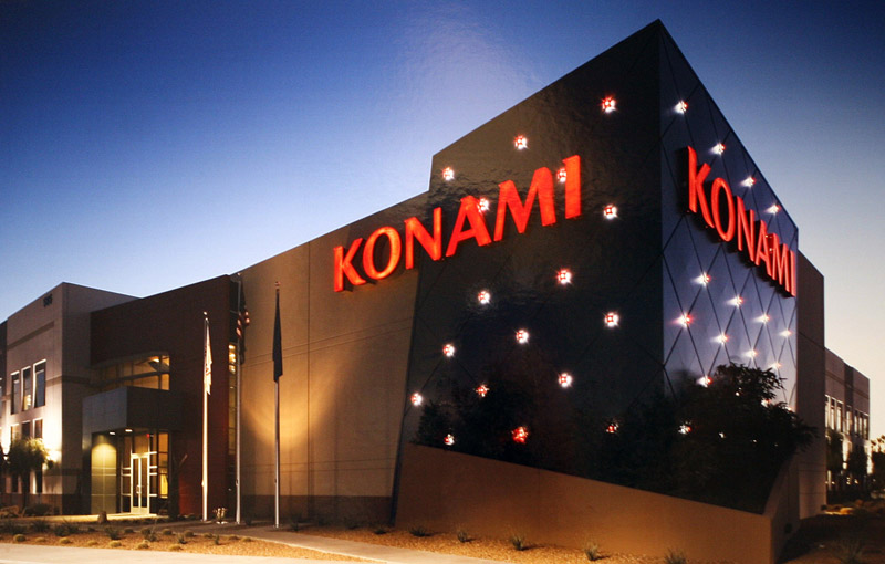 Konami NOT stopping development of AAA titles for Console or PC