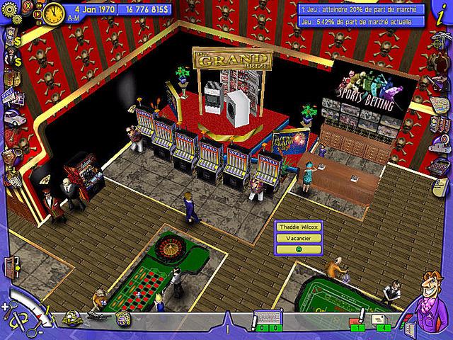 Casino Inc – Casino Management Simulation Game – PC Game Review