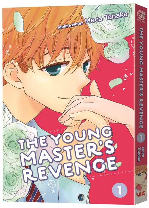 Viz Media Launches New Shojo Manga Series by Meca Tanaka: The Young Master's Revenge