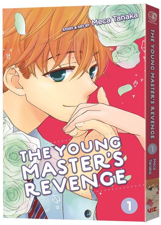 Viz Media Launches New Shojo Manga Series by Meca Tanaka: The Young Master's Revenge