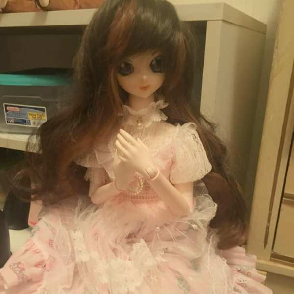 Dream Fairy Dolls - A Cheap Body For Dollfie Dream Doll Heads