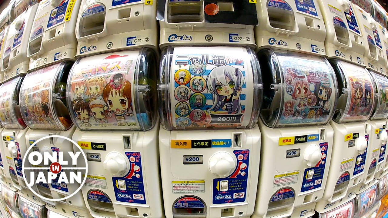 Japan Legalizes Casino Resorts – Can We Expect Kawaii Anime Casino Games In Japan's Upcoming Newly Legalized Casino Resorts?