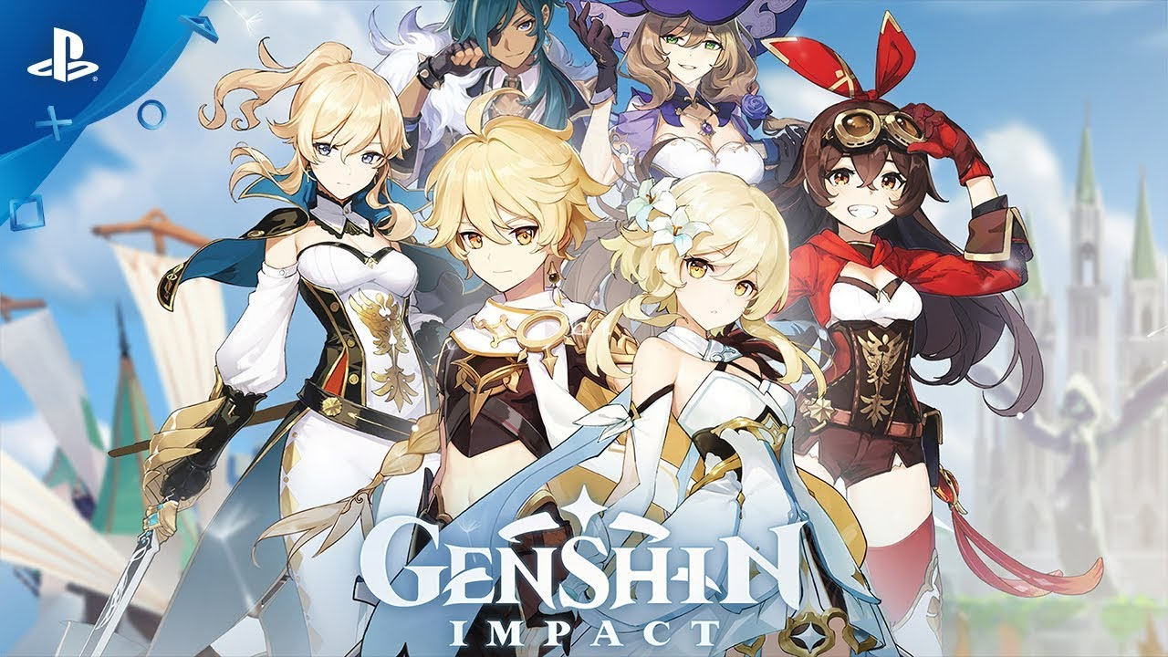 Genshin Impact Review Of Free To Play Open World Anime RPG With Gacha