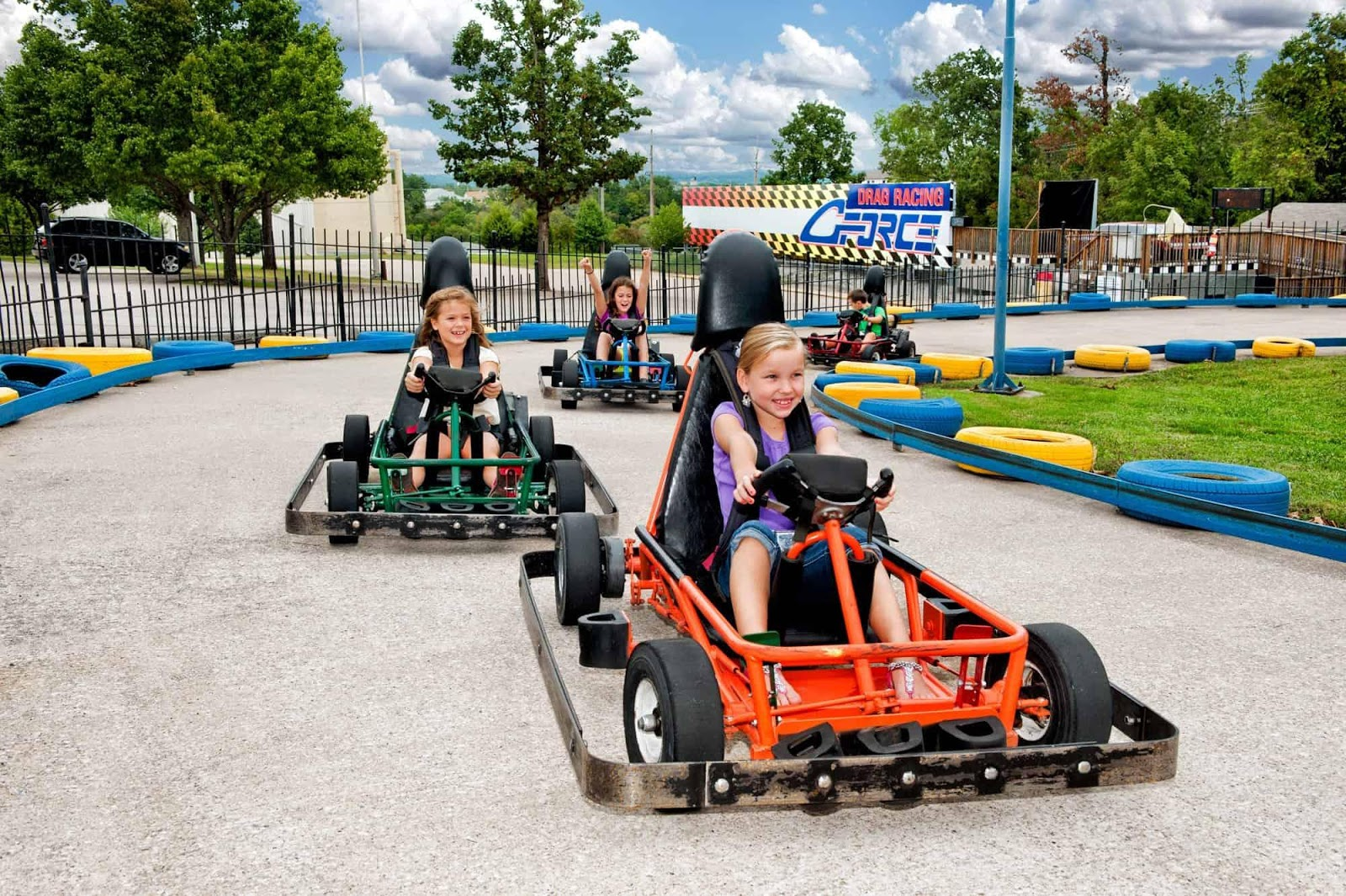 Why You Should Buy Your Kids Go Karts