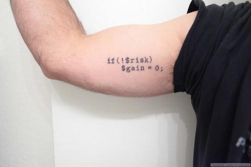 PHP tattoo