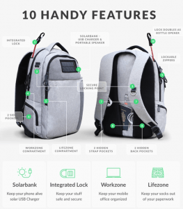 Lifepack 10 features