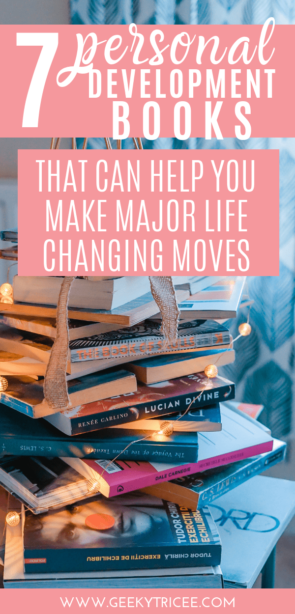 7 personal-development books that can help you make major life changing moves