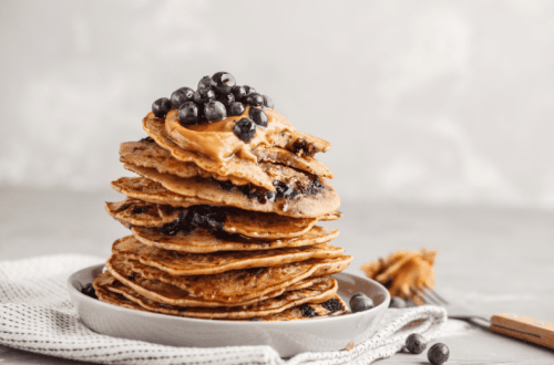 keto and low carb pancake mixes