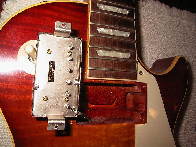 les paul pickup wiring diagram 2000 international 4700 dt466e geetarz - the peter green / gary moore