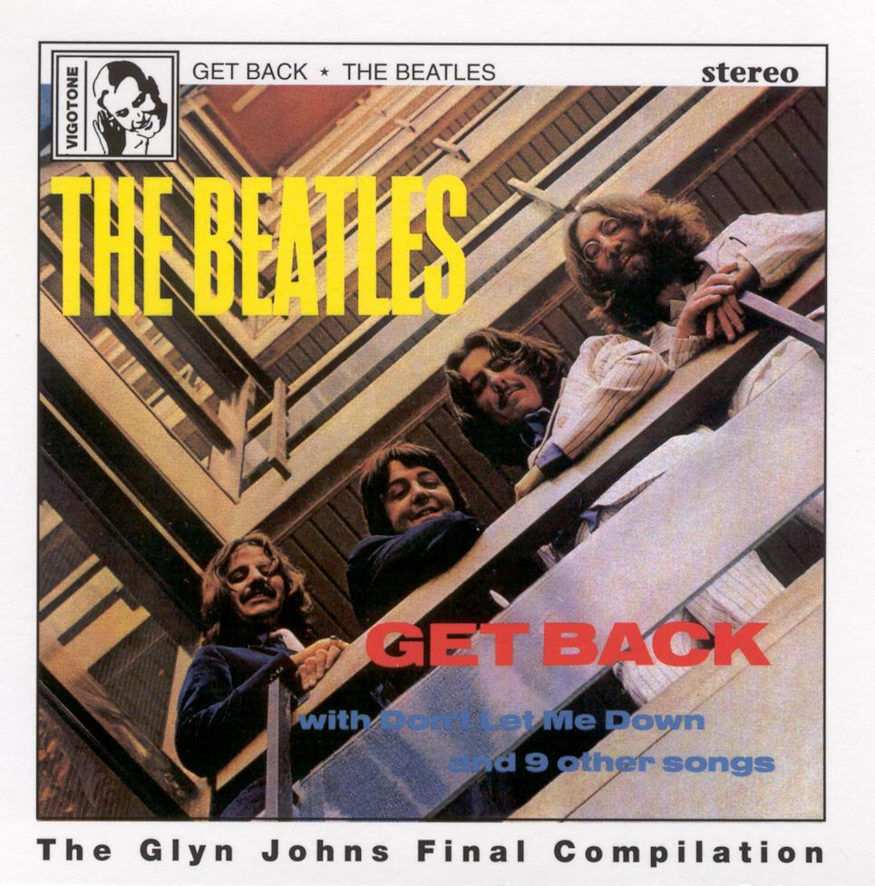 Dont Let Me Down Beatles