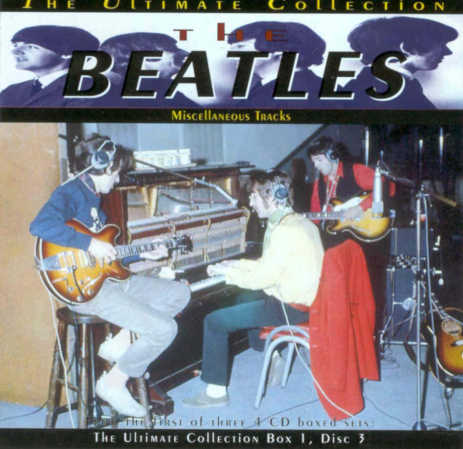 The Beatles  Ultimate Collection Box 1 Disc 3