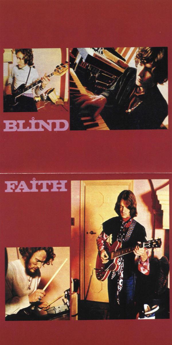 Blind Faith - Hyde And Seek