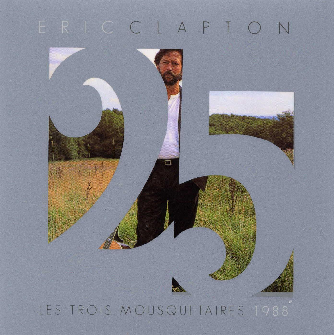 Eric Clapton Les Trois Mousquetaires