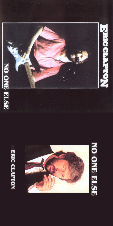 Eric Clapton No One Else Stardust