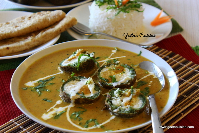Hariyali Paneer Kofta Curry
