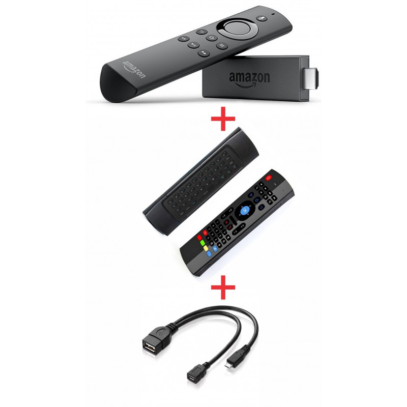 Remote Box Stick Voice Tv Amazon Alexa Fire