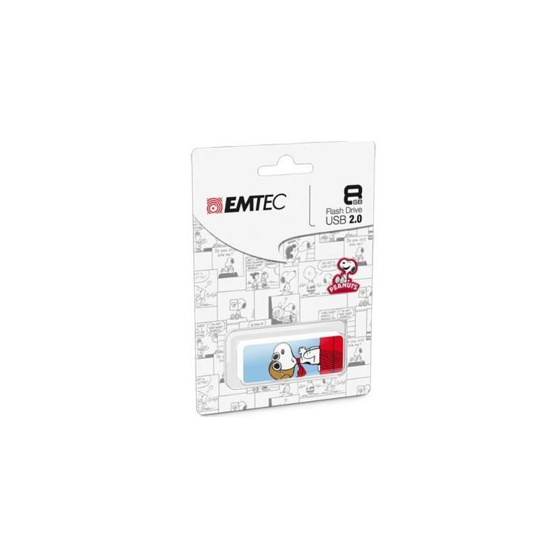 Emtec ECMMD8GM700PN01-SN M700 Snoopy 2D 8GB USB 2.0 Flash