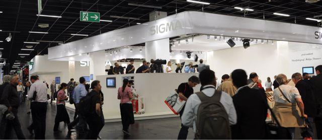 Sigma stand