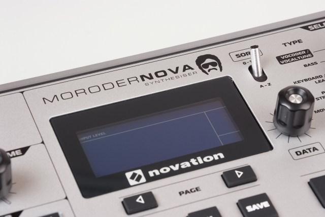 MoroderNova logo