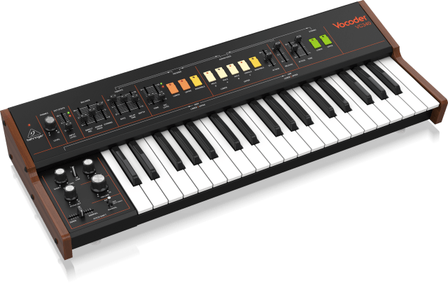 Behringer VC340 - a vocoder and string machine