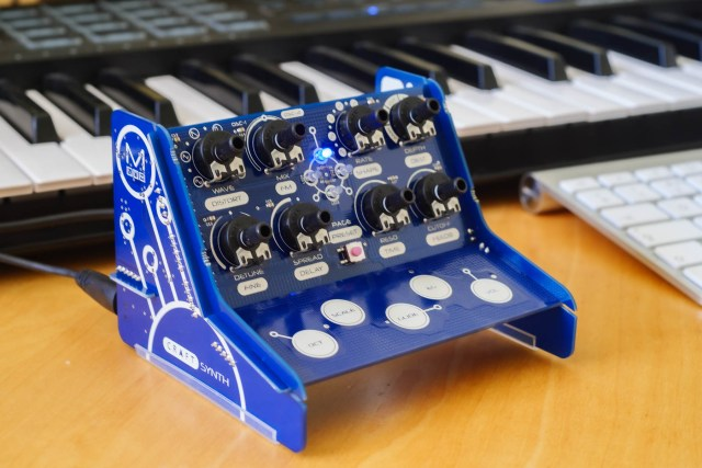 The Modal CRAFTsynth 1.0 DIY kit (1.0 because there's a 1.0)...
