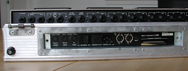 Inpulse One ports - individual outs, trigger in and MIDI
