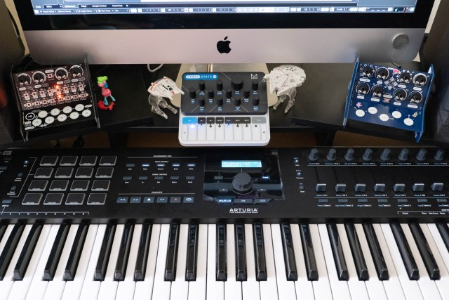 Modal's desktop studio - CRAFTrhythm, CRAFTsynth 2.0 and CRAFTsynth