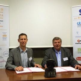 Gefluc Marseille: convention avec le Cancéropôle PACA