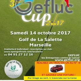 Marseille : 3ème Gefluc Golf Cup 2007