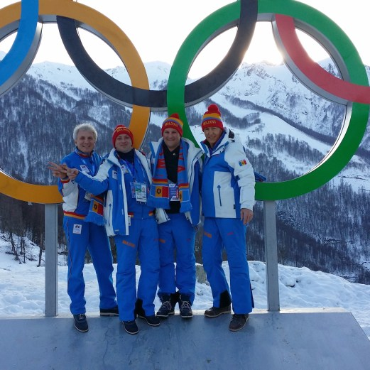 Olympic-Team Moldova