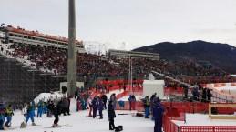 "Zielstadion ""Rosa Khutor"" Alpine Center"