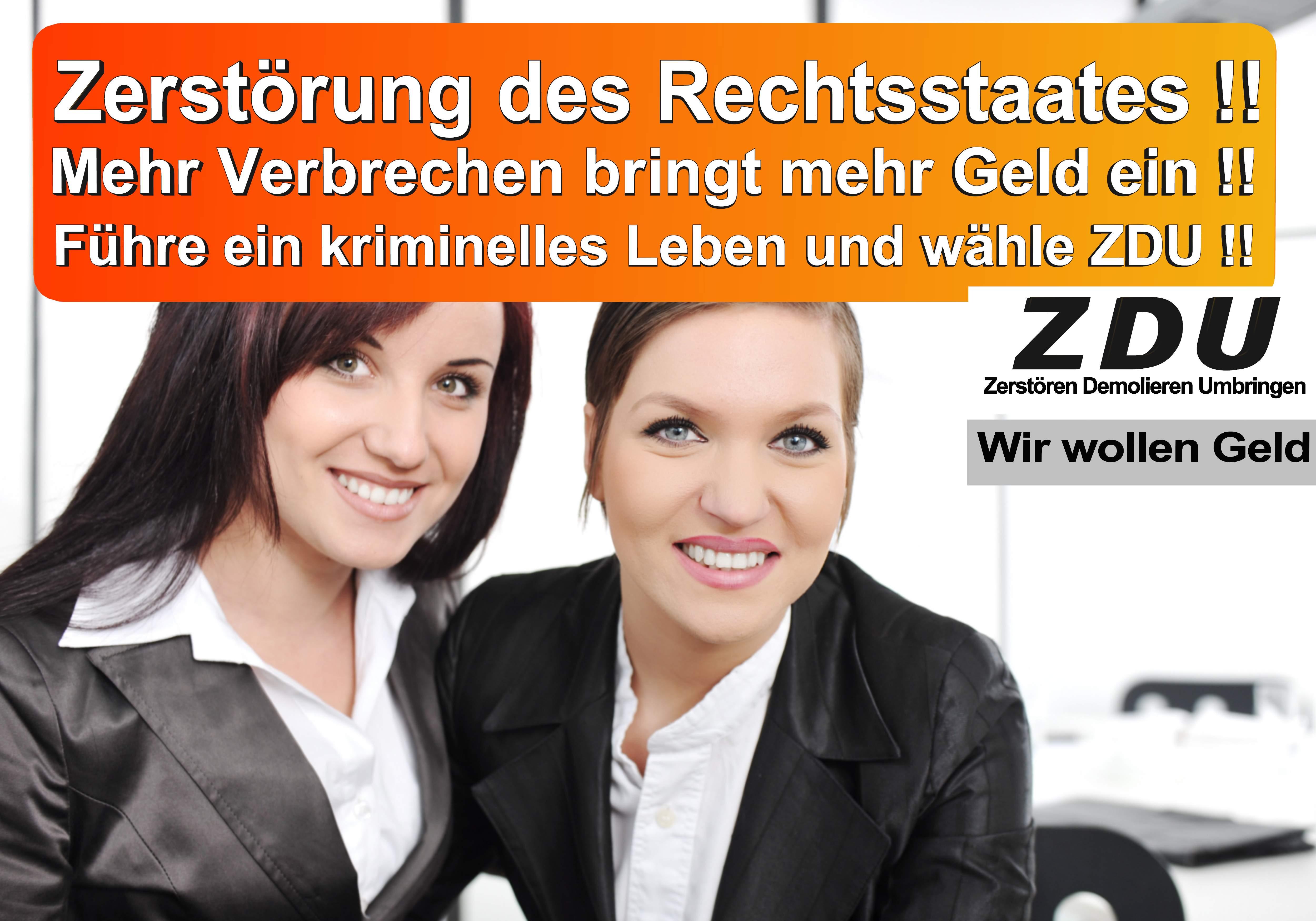 Bundestagswahl 2017 CDU SPD AfD Wahlplakat Angela Merkel CDU CSU (23)