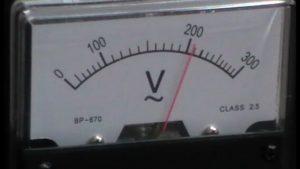 Strom und Spannungsmessung