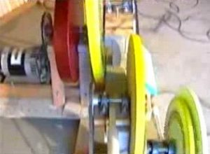 Chas Campbell Flywheel