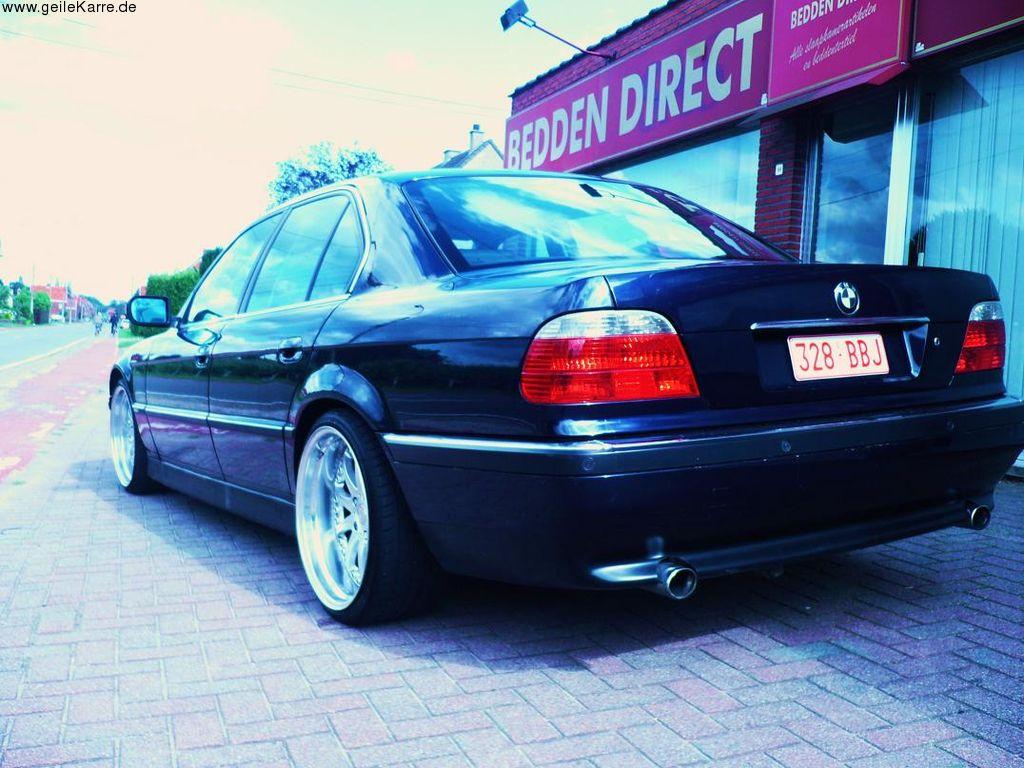 BMW 728i von gungor_aga - Tuning Community geileKarre.de