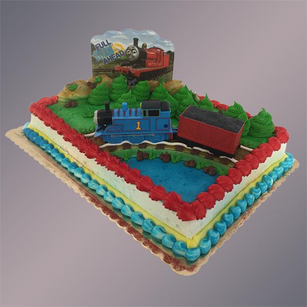 Custom Airbrush Cake