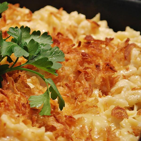 Artisan Baked Macaroni & Cheese