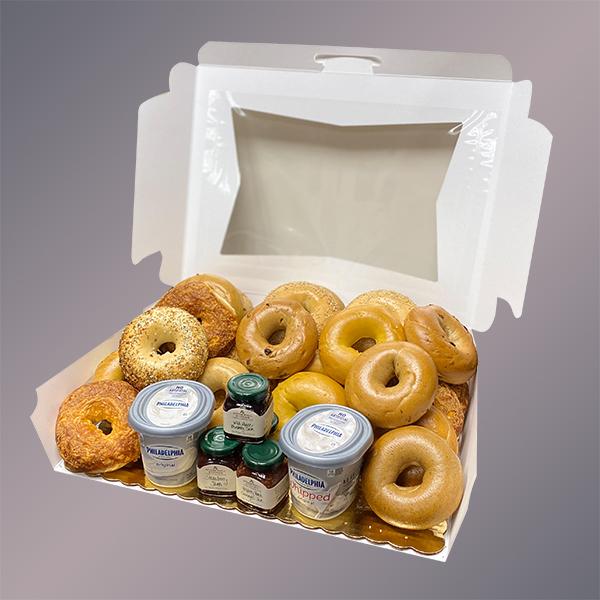 box-O-bagels