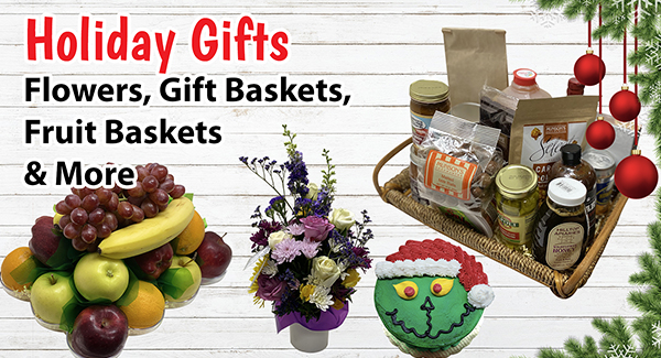 Holiday Gifts & More