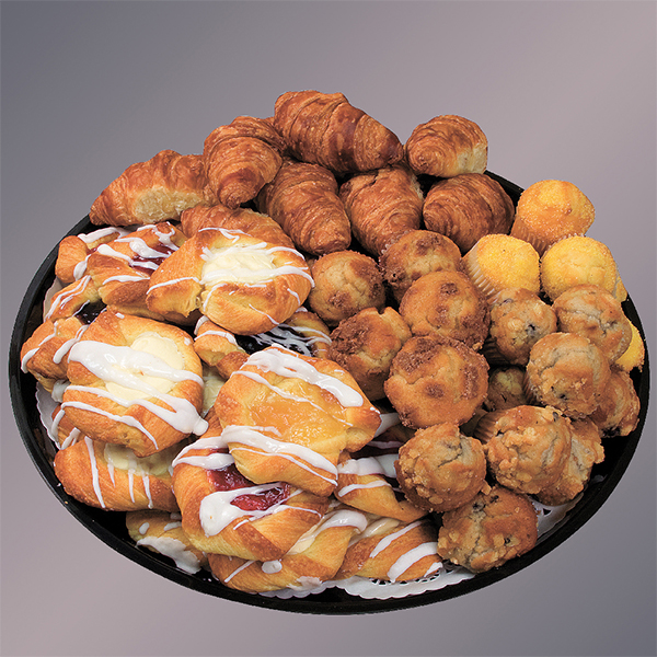 Breakfast Mini Trays
