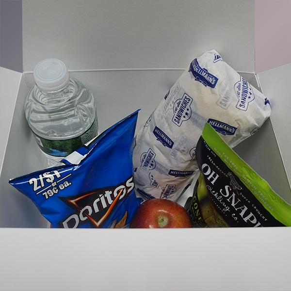 Sandwich Box Lunch