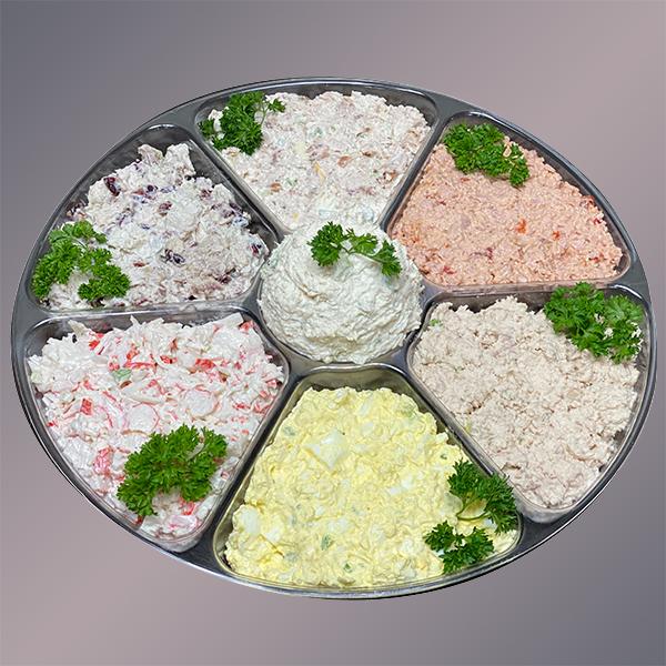 Geissler's Own Premier Salad Tray