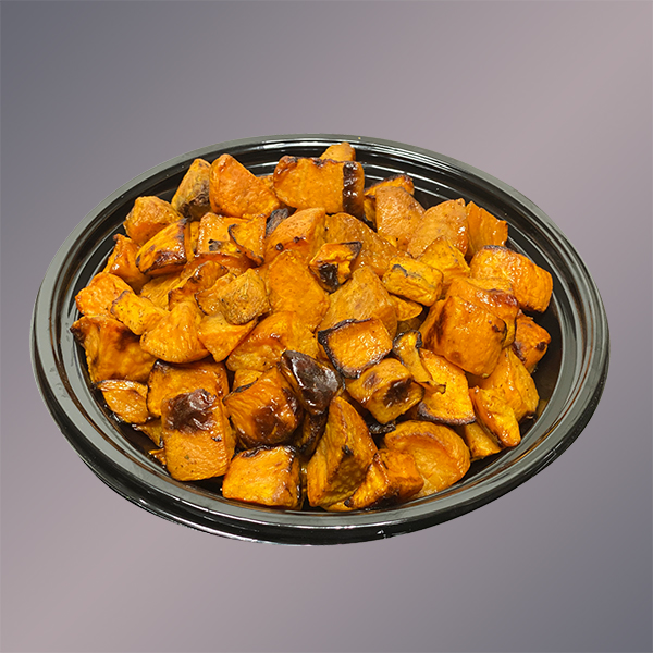 Maple Roasted Seasoned Sweet Potatoes