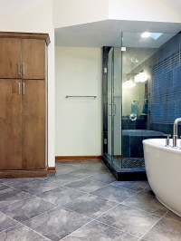 Column: Five flooring ideas to better the bathroom
