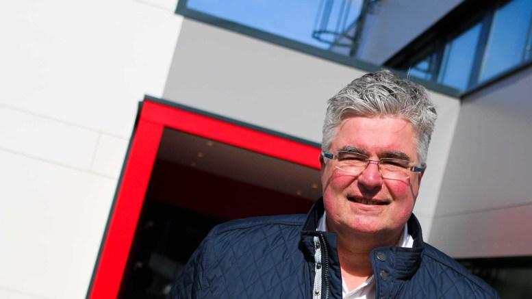 BYDELSSENTER: Høyres gruppeleder i bystyret tror løpet er kjørt for etablering av lokalsenter på Tromøy. Foto: Esben Holm Eskelund